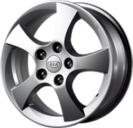 "R16"" Alloy B type P8400 1H200"