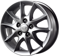 "R16"" Alloy C type P8400 1H300"