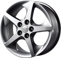 "R17"" Alloy Sports type P8400 1H500"